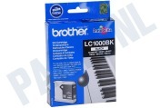 Brother LC1000BK Brother printer Inktcartridge LC 1000 Black DCP130C, DCP330C