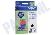 Brother 2449895 LC-221BK  Inktcartridge LC221 Black DCP-J562DW, MFC-J480DW, MFC-J680DW, MFC-J880DW