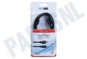Easyfiks EASYCC-HDMID-1.5M  HDMI-Micro HDMI Kabel High Speed + Ethernet, 1.5 Meter 1.5 Meter, High Speed met Ethernet