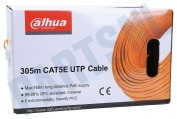 Easy4ip DH-PFM920I-5EUN  CAT5 E UTP Kabel 305 meter POE