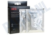 AEG 9029797090 Wasmachine E6WMI102 Super-Clean - WM set Diepreiniger