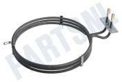 2i marchi 141180, C00141180  Verwarmingselement 2800W rond KP9F91S, CP98SP6ANL