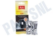 Melitta  6762481 Melitta Perfect Clean reinigingstabs Voor koffiezetapparaten