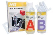 343100100 HG Duo Ontstopper