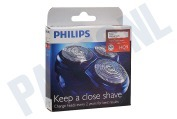 Philips TT2000/43 TT200/43  Messenkop TT2000 Bodygroom, replacement foil
