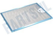 Etna 127036 Afzuigkap Filter Metaal 320x259mm PSK1085ERVS, A4481FRVS, TO250RVS, TO200EWT, TO400RVS