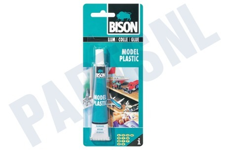 Bison  Lijm Model Plastic