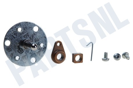 Ariston-Blue Air Wasdroger 113038, C00113038 Reparatieset Rep.set geleider trommel