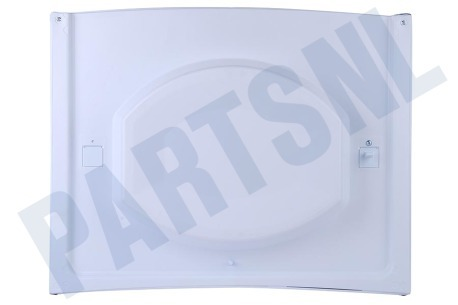 Indesit Wasdroger 114678, C00114678 Deur 590x465mm -wit-