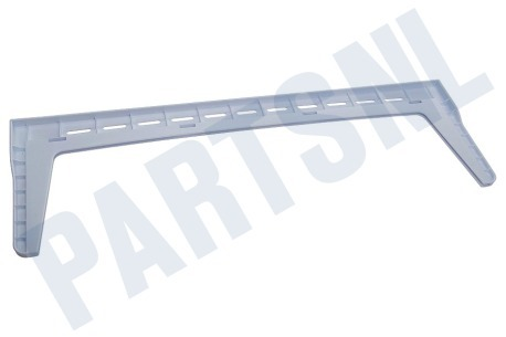 Ariston-Blue Air Koelkast 114789, C00114789 Strip Van glasplaat voorzijde