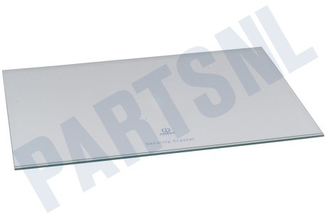 Ariston-Blue Air Koelkast 143044, C00143044 Glasplaat 478x328x4 mm
