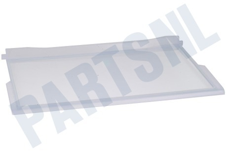 Whirlpool Koelkast Glasplaat 475x290x5mm met strip