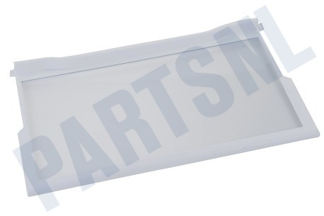 Indesit Koelkast Glasplaat 475x290x5mm met strip