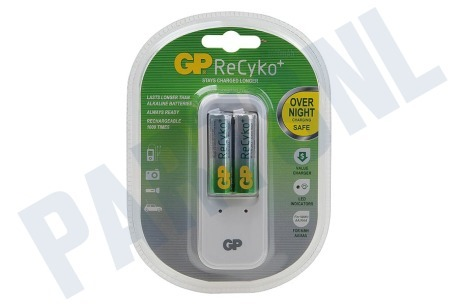 GP  Batterijlader GP PowerBank 410GS