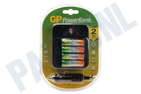 GP  Batterijlader Powerbank 550GS