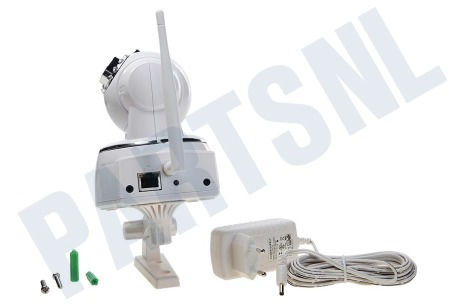 Alecto  DVC-160IP Draadloze IP camera Wit