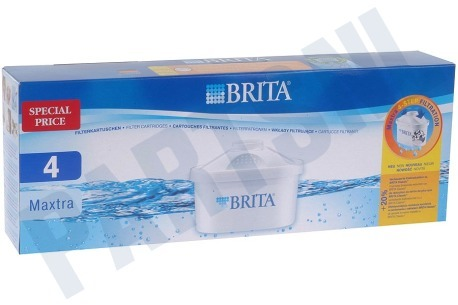 Brita Waterkan Waterfilter Filterpatroon 4-pack