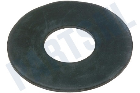 Dps  Rubber bodemklep 80x32x2mm