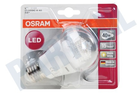 Osram  LED Star Classic A40 Helder 5W E27 470lm
