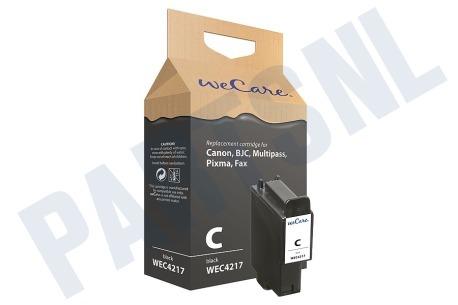 Wecare Canon printer Inktcartridge Zwart