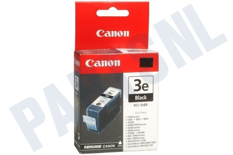 Canon Canon printer Inktcartridge BCI 3eBL Black