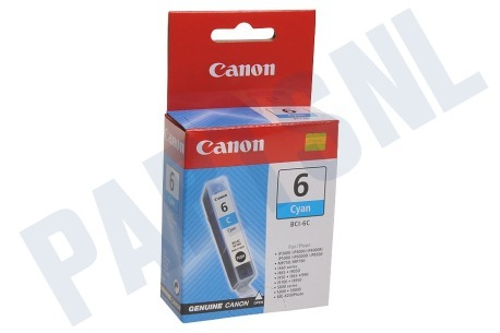 Canon Canon printer Inktcartridge BCI 6C Cyan