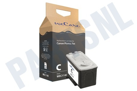 Wecare Canon printer Inktcartridge PG 40 black