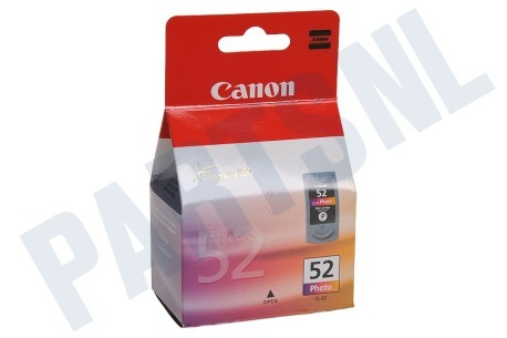 Canon Canon printer Inktcartridge CL 52 Photo Color