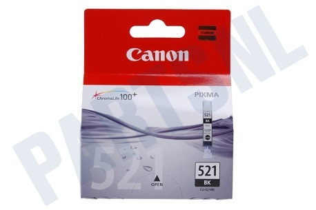 Canon Printer supplies Inktcartridge CLI 521 Black