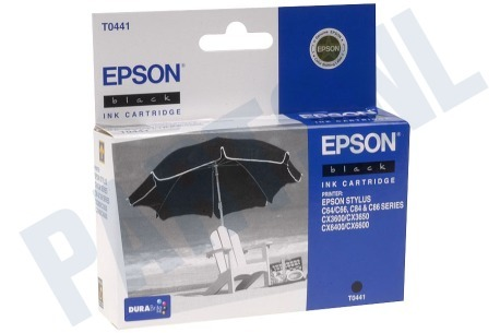 Epson Epson printer Inktcartridge Black met chip