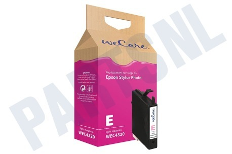 Epson Epson printer Inktcartridge Lichtrood (met chip)