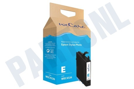 Wecare Epson printer Inktcartridge T0552 Cyan