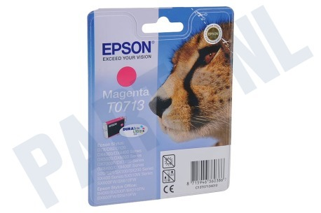 Epson Epson printer Inktcartridge T0713 Magenta