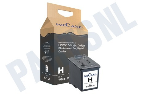 Wecare HP printer Inktcartridge No. 56 Black