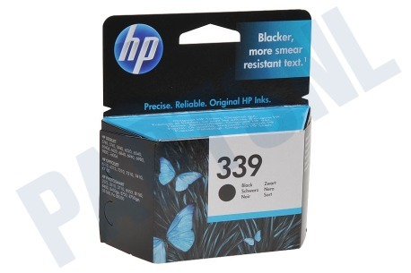 HP Hewlett-Packard HP printer HP 339 Inktcartridge No. 339 Black