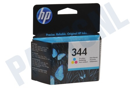 HP Hewlett-Packard HP printer HP 344 Inktcartridge No. 344 Color