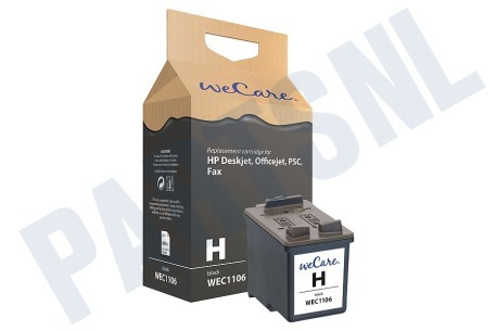 HP Hewlett-Packard Printer supplies Inktcartridge No. 21 Black
