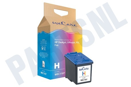 Wecare Printer supplies Inktcartridge No. 22 Color
