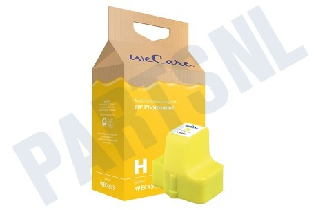 Wecare Printer supplies Inktcartridge No. 363 Yellow