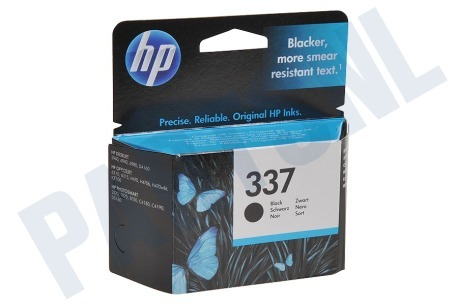 HP Hewlett-Packard HP printer HP 337 Inktcartridge No. 337 Black