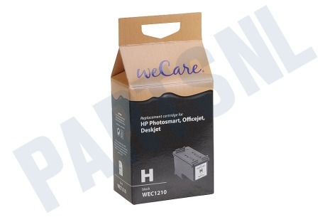 Wecare HP printer Inktcartridge No. 350 XL Black