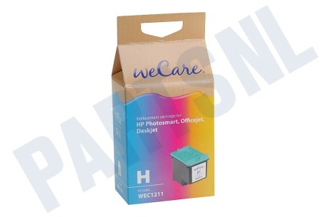 Wecare HP printer Inktcartridge No. 351 XL Color
