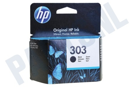 HP Hewlett-Packard  T6N02AE HP 303 Black