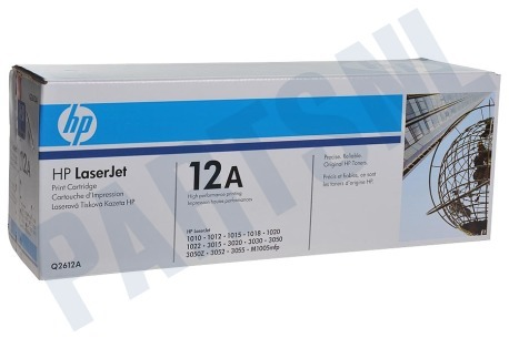 HP Hewlett-Packard HP printer Tonercartridge No. 12A Black