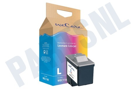 Wecare Printer supplies Inktcartridge No. 26 Color 3 x 5 ml