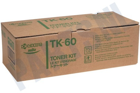 Kyocera mita Kyocera printer Tonercartridge TK-60