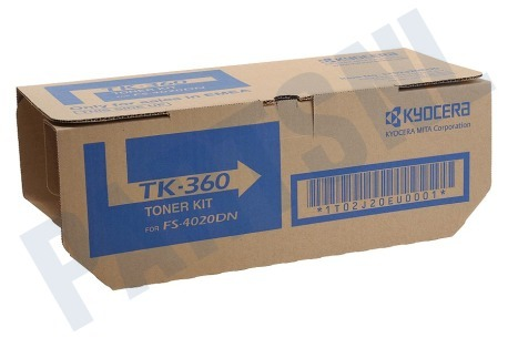 Kyocera mita Printer supplies Tonercartridge TK-360