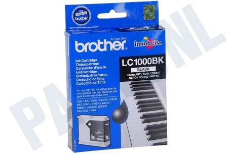 Brother Printer supplies Inktcartridge LC 1000 Black