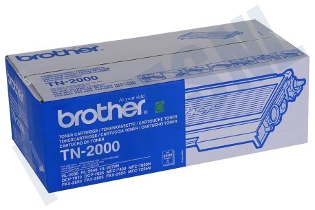 Brother Brother printer Tonercartridge TN 2000 Black