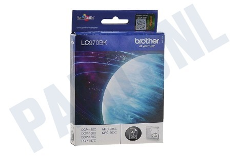 Brother Brother printer Inktcartridge LC 970 Black